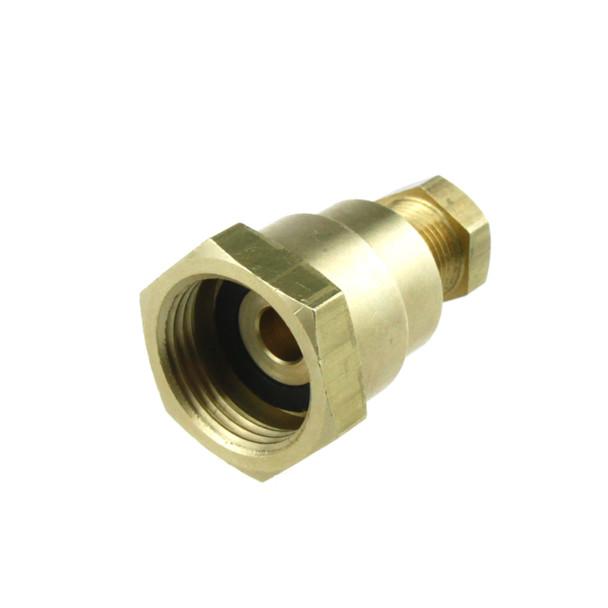 W20 M20 20/150 Female to M12 8mm Copper Adapter