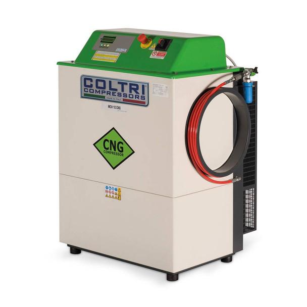 CNG 10 EVO - Coltri - CNG High Pressure Compressor - 170 l/min, 10 m3/h