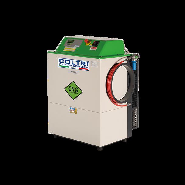 CNG 5 EVO - Coltri - CNG High Pressure Compressor - 85 l/min 5 m3/h