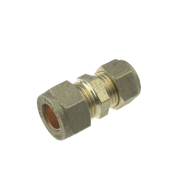 Copper Pipe Coupling 10mm to 8mm Pipe