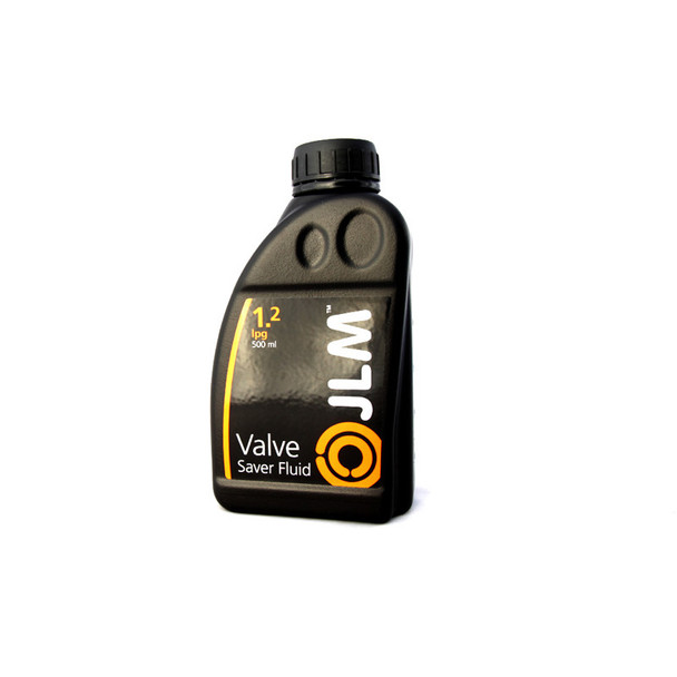 JLM LPG Valve Saver Protection Fluid 0.5 liter