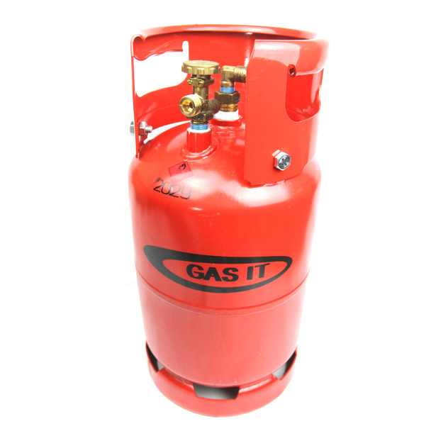 GAS IT 18kg Refillable LPG Gas Bottle