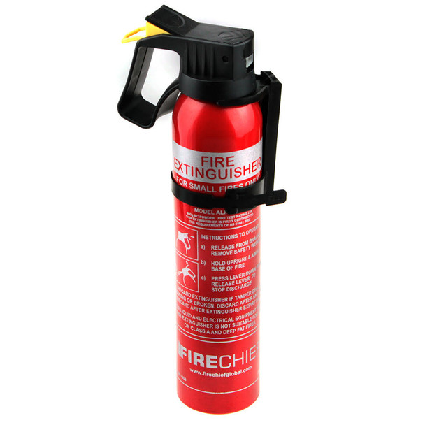 Fire Extinguisher 600g All Purpose Aerosol D/Powder BC