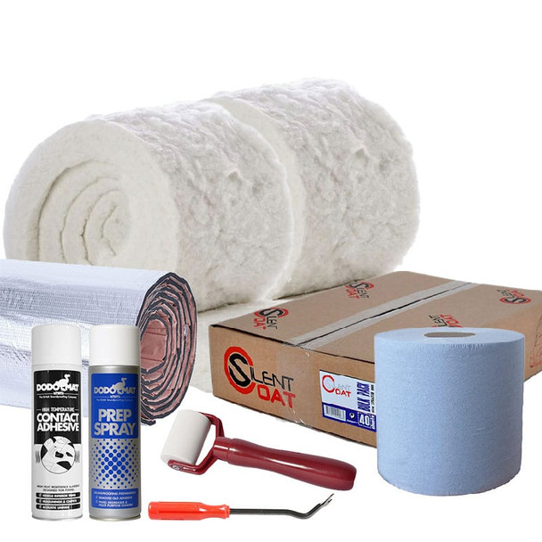 Complete Van Insulation Kit for Motorhomes