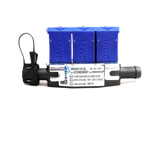 OMVL Reg 3 Cylinder Injectors Rail Dream XXI SL LPG CNG Autogas