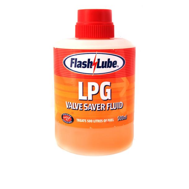 Flashlube Valve Saver Fluid for PRINS ValveCare Protection System - 0.5Liter Bottle