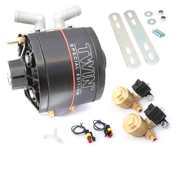 KME TWIN 395HP (290kW) Dual High Power LPG Autogas  Reducer (Vaporizer) Turbo