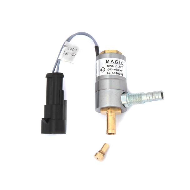 MAGIC JET LPG CNG Single Spare Injector with Nozzle HL Propan