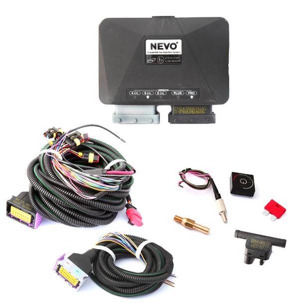 KME Nevo Pro OBD LPG CNG Injection Controller Set 6 cylinders