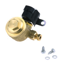 MTM Outlet BRC Brand New BRC 08mm Inlet Solenoid Gas Valve with Filter MAX