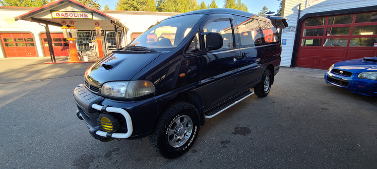 1994 (May) Mitsubishi Delica #PF8W-0530 - HELD WITH DEPOSIT