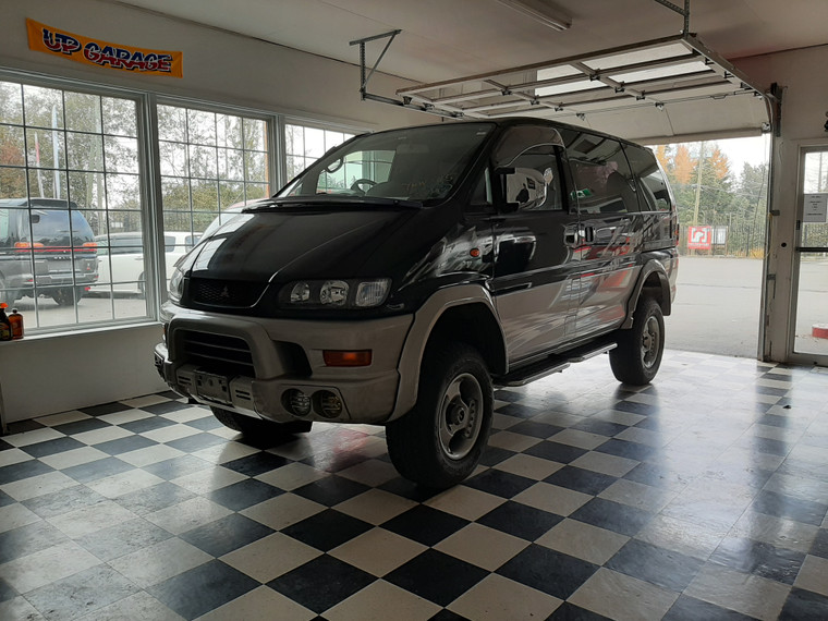 1997 Mitsubishi Delica #PD6W-1038 - HELD WITH DEPOSIT