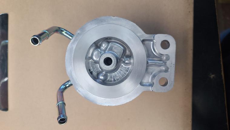 L400 fuel filter mount and primer assembly - Genuine part