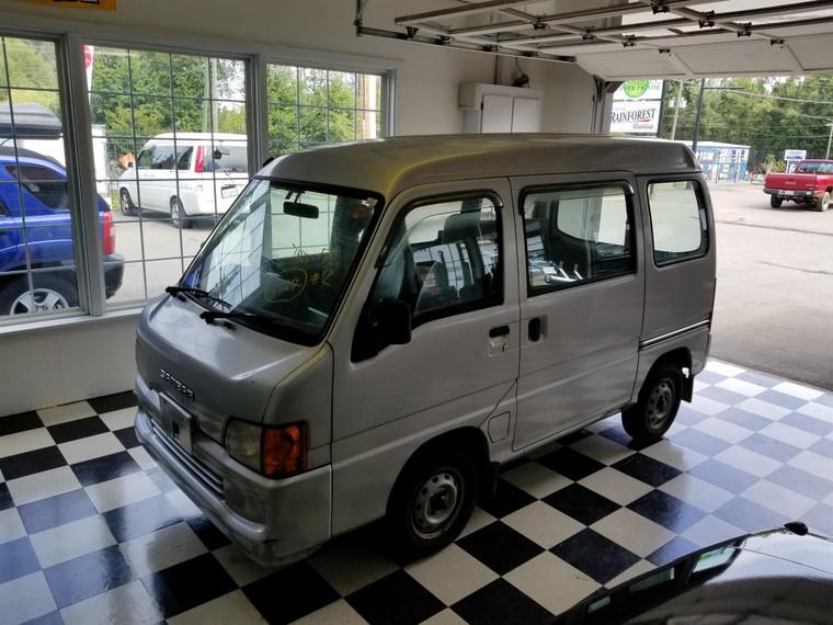 Subaru Sambar  #TV1-6510 - SOLD