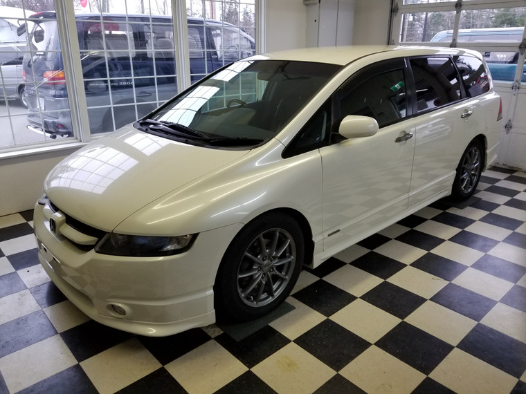 Honda Odyssey Absolute 2WD - RB1-0245 - SOLD