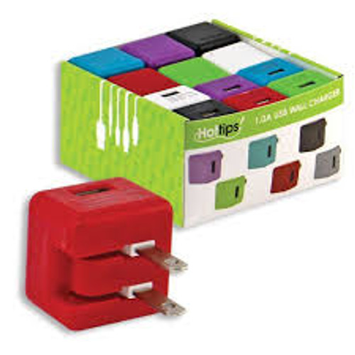 Hot tips Single Port Charger Plug