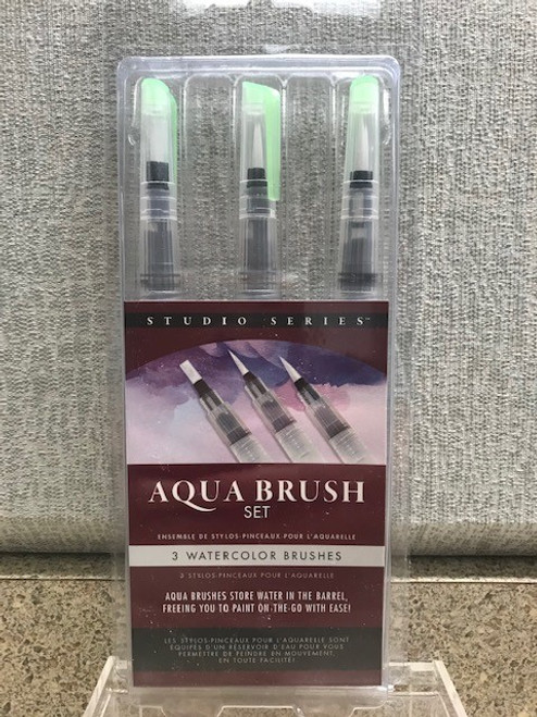 Aqua Brush Set (Studio Series) *