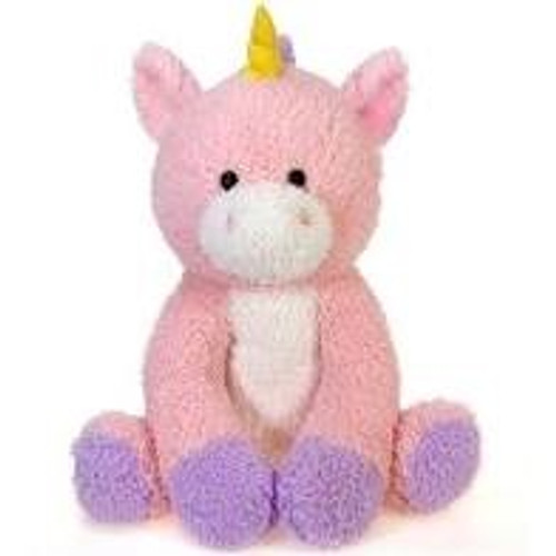 Cuddly Pink Unicorn (Kelli's)
