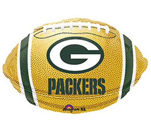 """Wisconsin Packers NFL Balloon 18"""""""