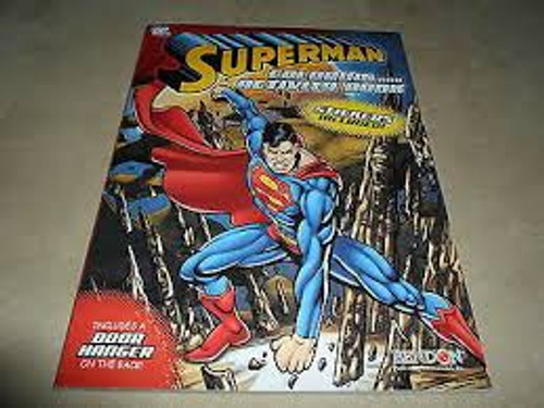 Superman, Ultimate Activity Book