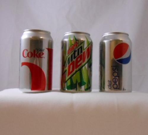 Diet (Sugar Free) Soda-Pop