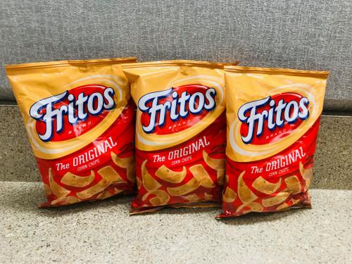 Original Fritos Trio