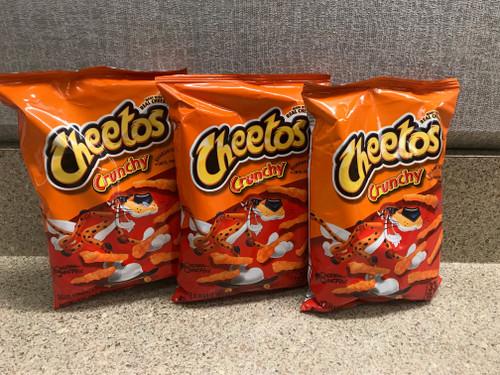 Crunchy Cheetos Trio