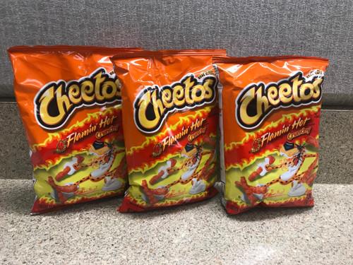 Flamin' Hot Cheetos Trio