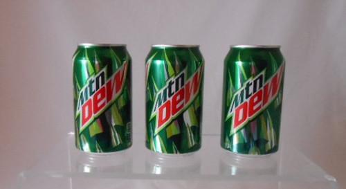 Mountain Dew Soda-Pop