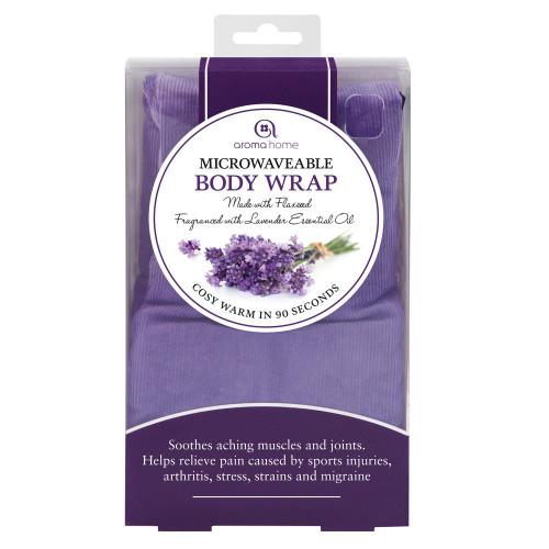 Warm Body Wrap with Lavendar Scent