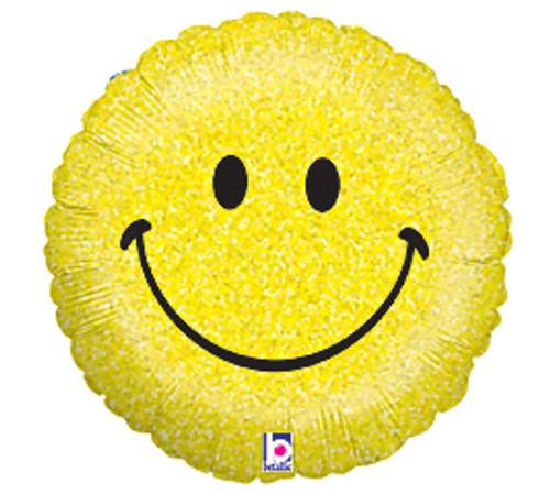 Smiley Face Balloon (Assorted)