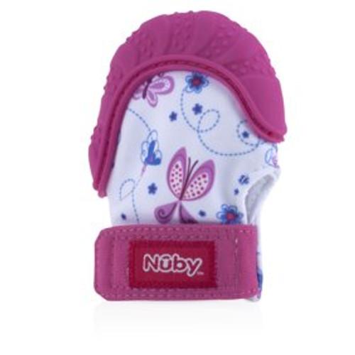 Nuby Soothing Teether (Pink) (Kelli)