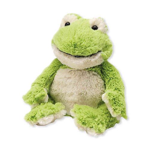 Warmies Green Frog