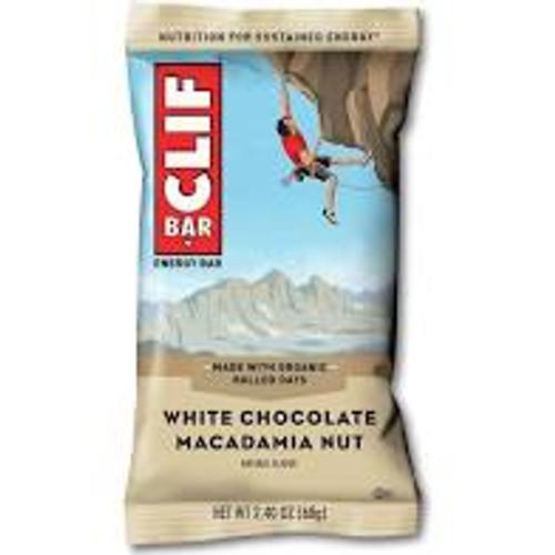 Clif Energy Bar, white Chocolate Macadamia Nut