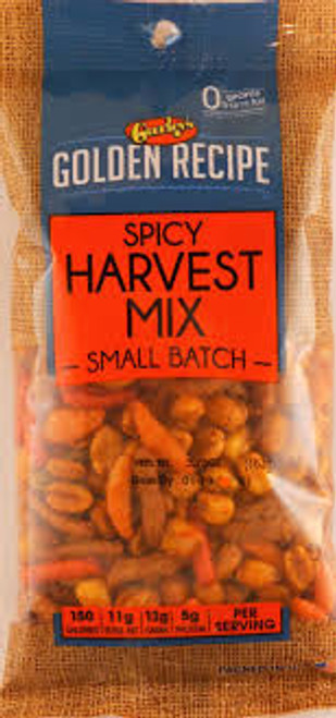 Curley's golden Recipe Spicy Harvest Mix, Small Batch