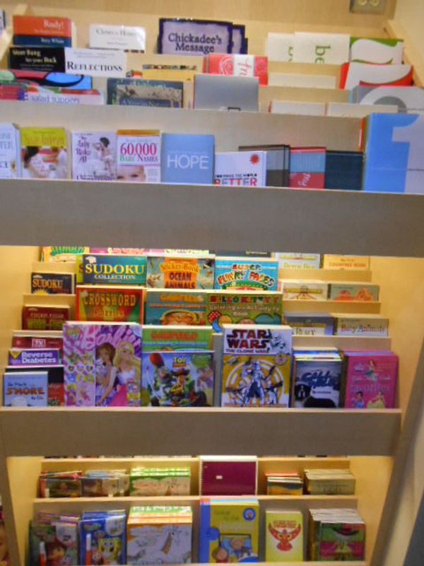 Books and Activity Books