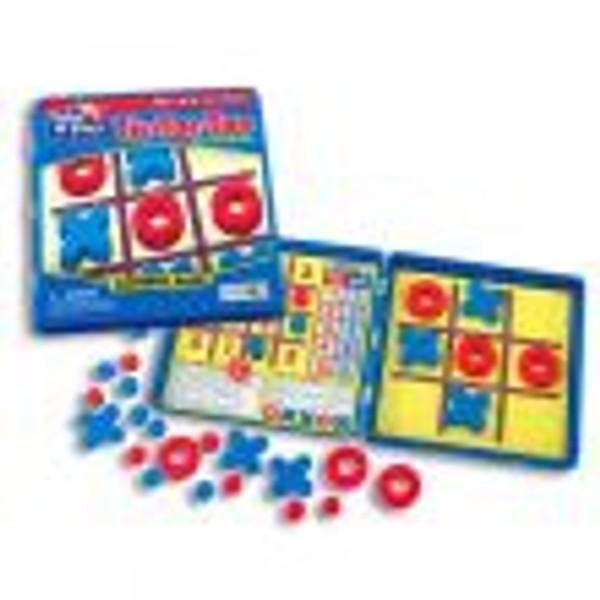 Magnetic Tic-Tac-Toe Game