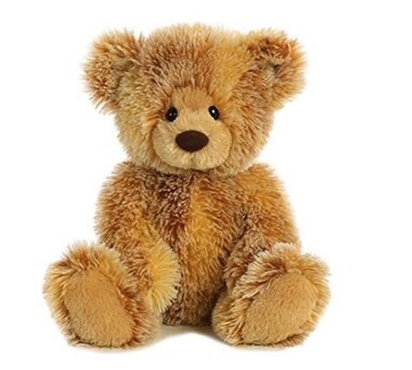 Carmel Teddy Bear  (Aurora)