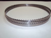 106 x 5/8 x 022 - 3T PREMIUM Band Saw Blade, Bone In