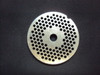 """# 22 x 1/8"""" Reversible Grinder Plate - Stainless"""
