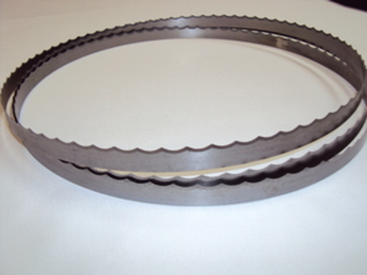 124 x 5/8 x 022  Scallop Edge, Boneless Band Saw Blade