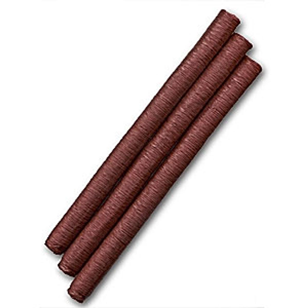 Mahogany Snack Stick Collagen Casing USM-20 Caliber (21mm Stuffed) x 15 Meters