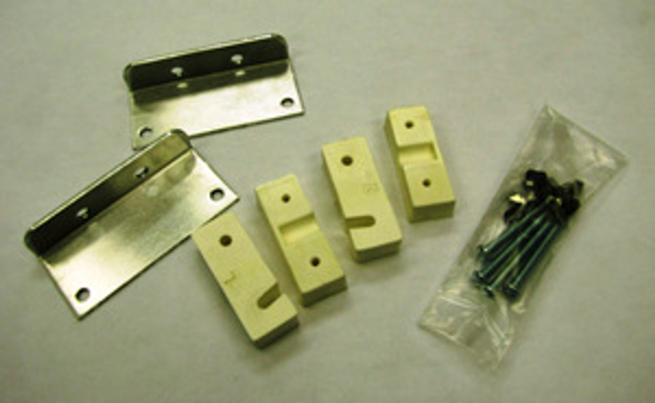 Bearing Block Set for Floor or Table Model Wrappers 6305-018