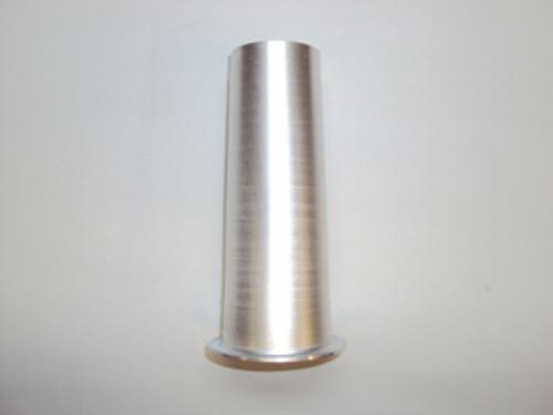 "# 12 2"" Stuffing Tube - Aluminum"