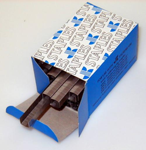 """Salco 1/2"""" Staples (5000 Box) for Hand-Held Stapler"""