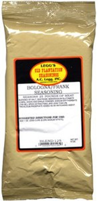 Blend # 125 - Legg's Old Plantation Bologna / Frankfurter Seasoning