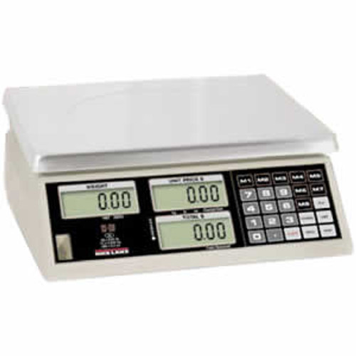 Rice Lake RS-130 30 lb Digital Price Computing Scale