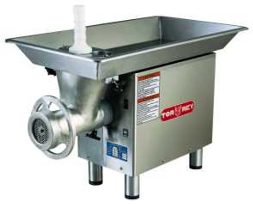 #22 2-HP Electric ProCut Meat Grinder by Tor-rey   M-22-RW-2