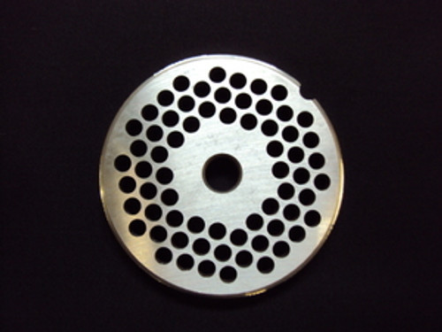 """# 12 x 3/16"""" Reversible Grinder Plate - Stainless"""