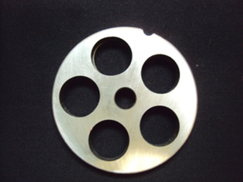 """# 12 x 3/4"""" Reversible Grinder Plate - Stainless"""